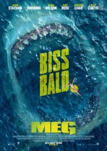 Meg Filmplakat © Warner Bros.