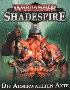 Warhammer Underworlds: Shadespire - Die Auserwählten Äxte