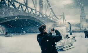 Moskau in einer anderen Welt und Zeit © Capelight