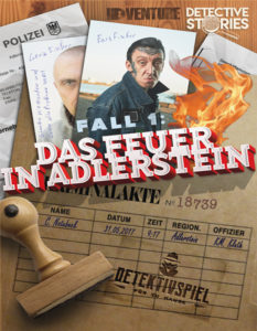 Detective Stories - Fall 1: Das Feuer in Adlerstein