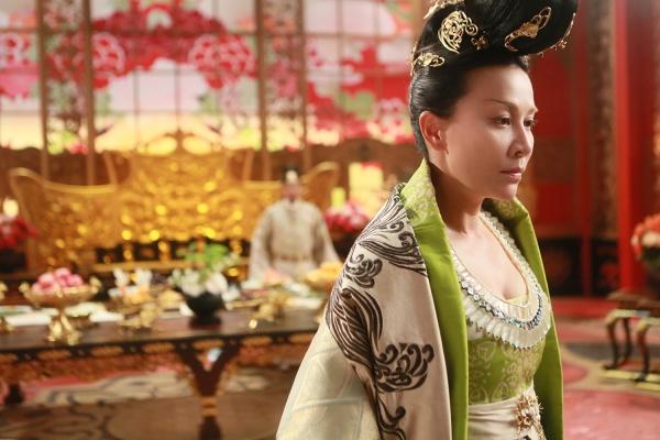 Carina Lau verkörpert erneut die Kaiserin Wu Zetian. © Koch Media Films