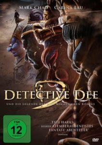 Detective Dee und die Legende der vier Himmlischen Könige Cover. © Koch Media Films