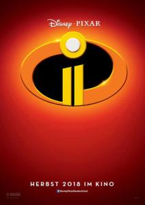 Die Unglaublichen 2 Filmplakat © Disney