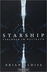 Starship - Verloren im Weltraum von Brian Aldiss