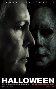 Halloween 2018 Filmplakat © Universal Pictures