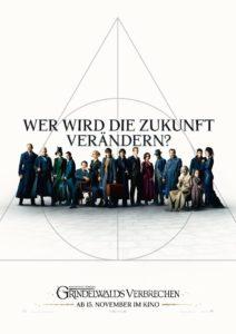 Phantastische Tierwesen 2: Grindelwalds Verbrechen © Warner Bros.
