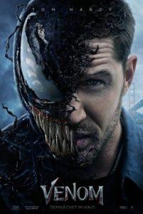 Venom Filmplakat © Marvel / Sony
