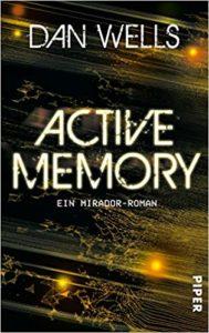 Active Memory – Phantastik Neuerscheinung Januar 2019