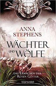 Das Erwachen der Roten Götter: Wächter und Wölfe
