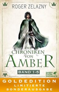 Die Chroniken von Amber (Band 1-5) - eBook