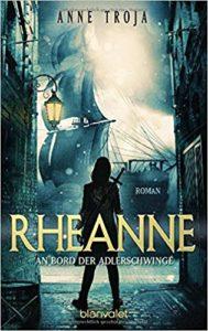 Rheanne - An Bord der Adlerschwinge – Phantastik Neuerscheinung Januar 2019