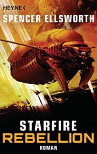 Starfire - Rebellion – Phantastik Neuerscheinung Januar 2019