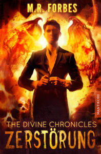 The Divine Chronicles 3 – Zerstörung - Phantastik Neuerscheinung Januar 2019