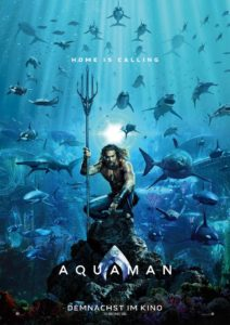 Aquaman Filmplakat © Warner Bros.