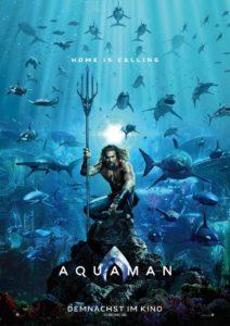 Aquaman Filmplakat © Warner Bros.
