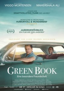 Green Book Filmplakat © 20th Century FOX
