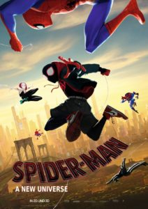Spider-Man - A New Universe Filmplakat © Sony Pictures