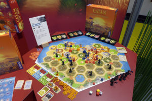 Catan goes Tabletop