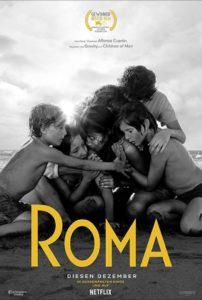 Roma Filmplakat © Netflix