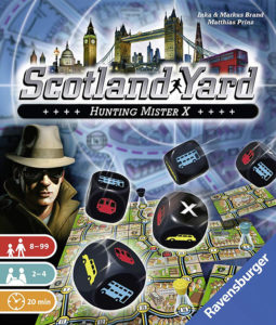 Scotland Yard - Hunting Mister X