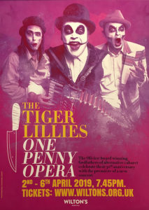 The Tiger Lillies - One Penny Opera