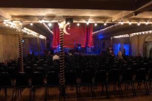 Der Hauptsaal des Wilton's