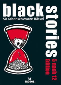 black stories – 5 nach 12 Edition