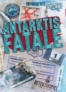 Detective Stories – Fall 2: Antarktis Fatale