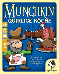 Munchkin Quirlige Köche