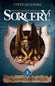 Cover von Sorcery! Die Shamutanti Hügel