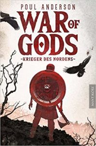 Cover von Poul Andersons War of the Gods