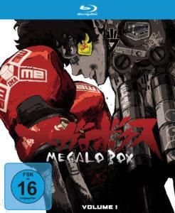 Megalo Box Vol. 1 (inkl. Sammelschuber)