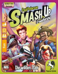 Smash Up - Die wilden 70er