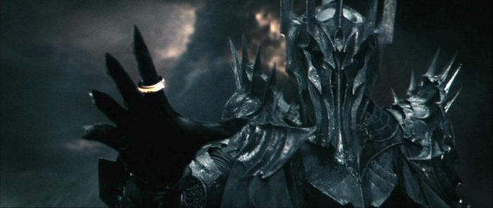 Der Herr der Ringe - Die Gefährten: Ein Ring sie zu knechten ... © Warner Bros