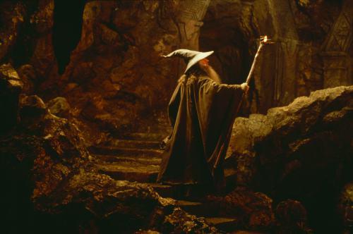 Der Herr der Ringe - Die Gefährten: Gandalf der Graue ©Warner Bros