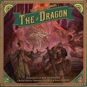 The World of SMOG - The Dragon