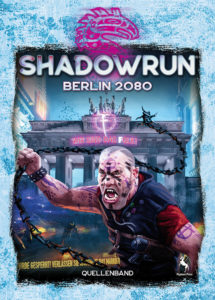 Cover Berlin 2080 (Shadowrun 6 Quellenbuch)