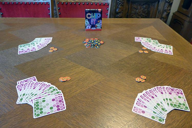 Kartenspiel Zu Viert