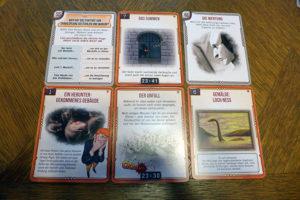 Die Karten