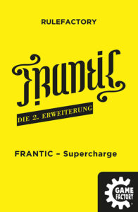 Frantic – Supercharge