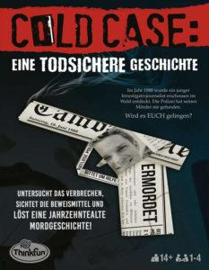 Cold Case: Eine todsichere Geschichte